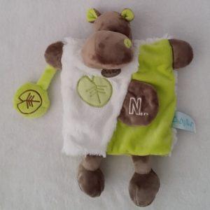Marionnette Hippopotame Douillettes NBABY NAT