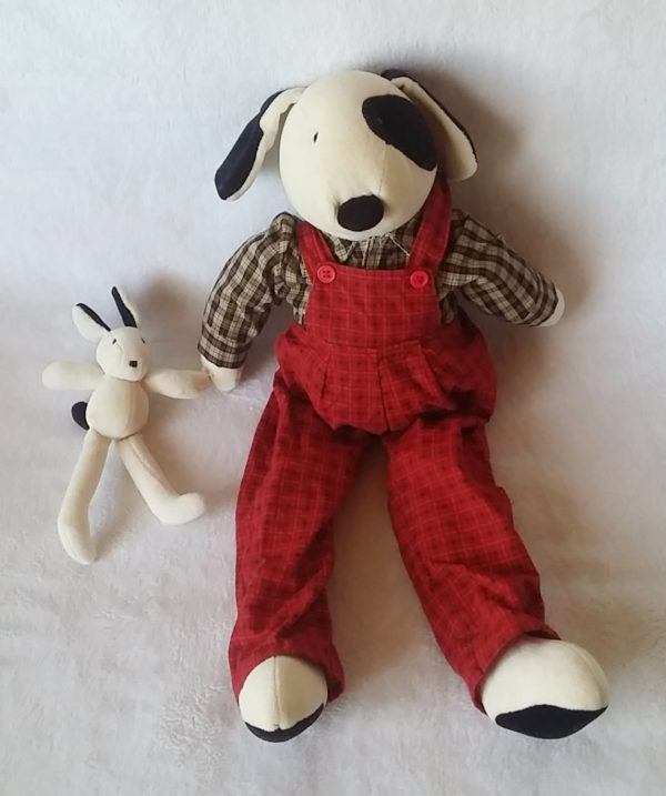 Doudou Chien Julius MOULIN ROTY