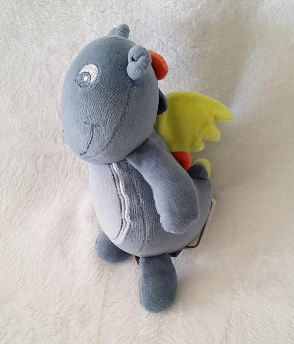 Doudou Dragon bleu ORCHESTRA