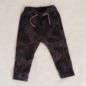 Pantalon Jogging gris bébé garçon 12 MOIS IKKS