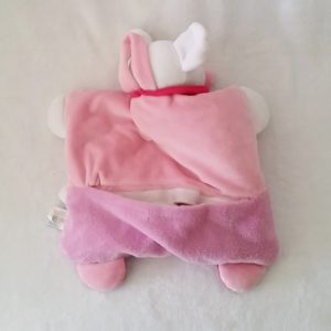 Doudou Souris range pyjama Graines de DOUDOU ET COMPAGNIE