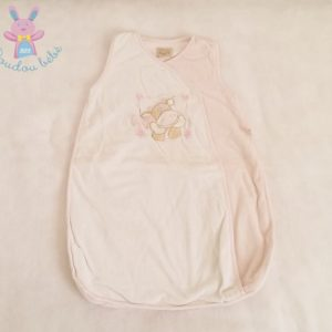 Gigoteuse Vache Lola rose blanc bébé fille 0/6 MOIS NOUKIE'S