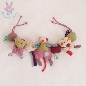 """Boulier """"Les jolis pas beaux"""" jouet éveil bébé MOULIN ROTY"""