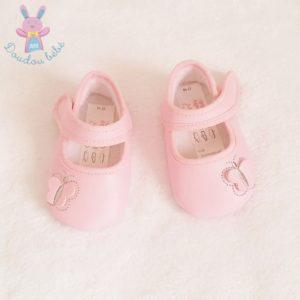 Ballerines rose bébé fille Taille 17/18 C&A