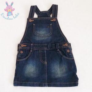Robe jean bleu délavé bébé fille 12 MOIS