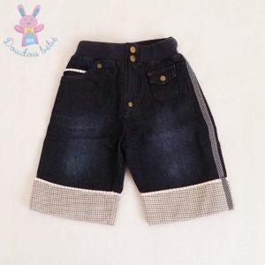 Pantalon jean bleu bébé garçon 6 MOIS DPAM