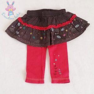 Legging jupe bébé fille 9 MOIS ORCHESTRA