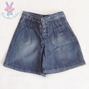 Jupe culotte jean bébé fille 12 MOIS VERTBAUDET