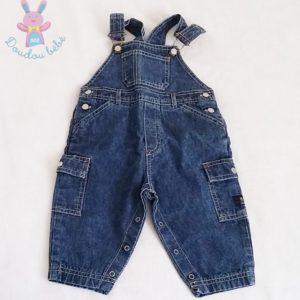 Salopette jean bleu bébé garçon 12/18 MOIS CYRILLUS