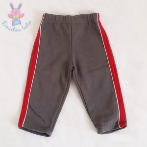 Pantalon jogging gris bébé garçon 12 MOIS