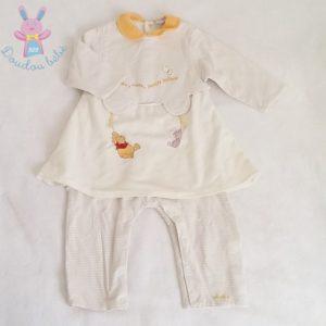 Combinaison Winnie bébé fille 12 MOIS DISNEY