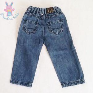 Pantalon jean bleu bébé garçon 18 MOIS CYRILLUS