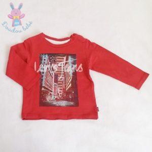 T-shirt rouge bébé garçon 24 MOIS LEVI'S