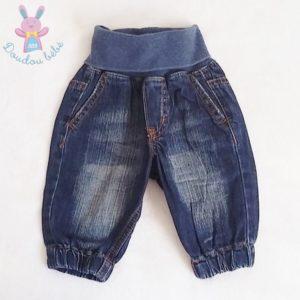 Pantalon jean bleu bébé 3 MOIS H&M
