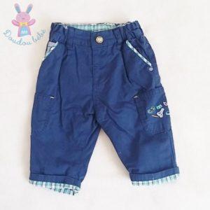 Pantalon bleu bébé garçon 3 MOIS SERGENT MAJOR