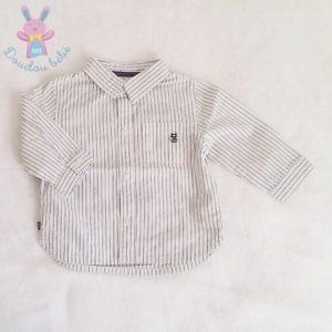 Chemise rayée bébé garçon 6 MOIS OBAIBI