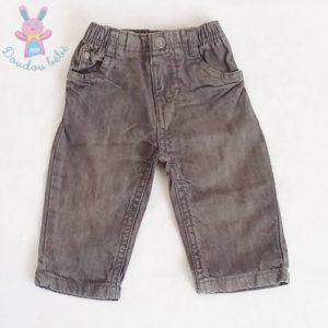 Pantalon jean gris bébé garçon 6 MOIS ORCHESTRA