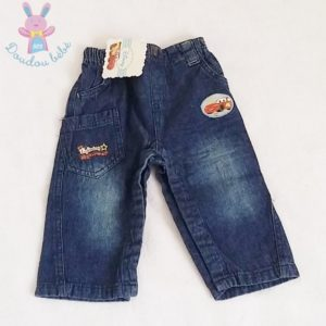 Pantalon jean Cars bébé garçon 6 MOIS DISNEY