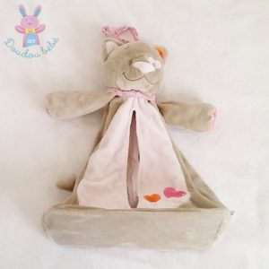 Doudou Chat Iris range couches pyjamas NOUKIE'S