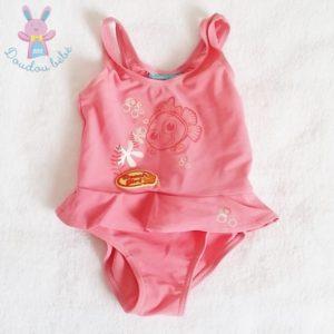 Maillot de bain Nemo bébé fille 6 MOIS DISNEY