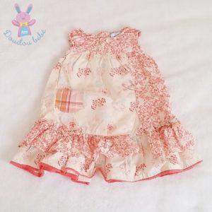 Robe fleurs bébé fille 6 MOIS VERTBAUDET