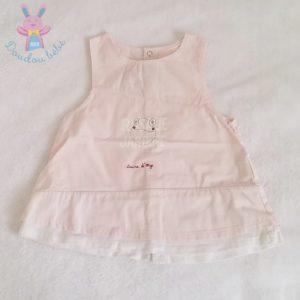 Robe rose bébé fille 6 MOIS SUCRE D'ORGE