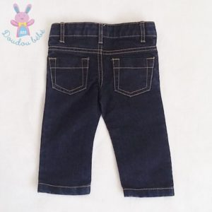 Pantalon jean bleu bébé garçon 6 MOIS