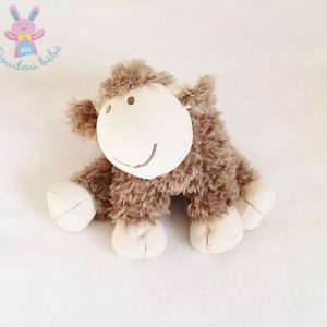 Doudou Mouton marron NATURE ET DECOUVERTES