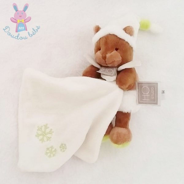 Doudou Ours luminescent OH STUDIO