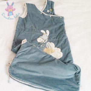 Gigoteuse Paco bleu bébé 90/110 cm NOUKIE'S