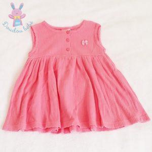 Robe rose bébé fille 12 MOIS