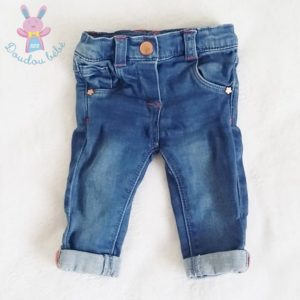 Pantalon jean bébé fille 3 MOIS TAPE A L'OEIL