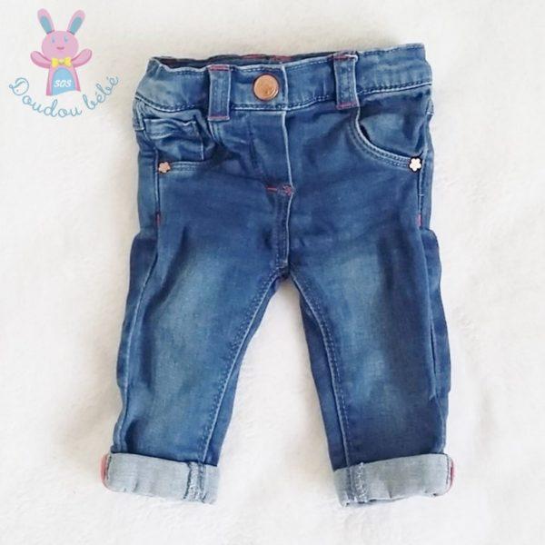Pantalon jean bébé fille 3 MOIS TAO