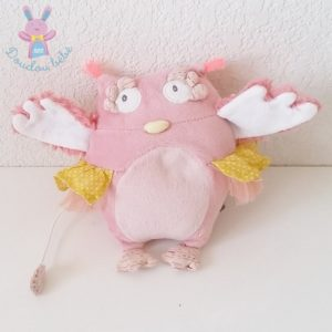 Chouette musicale Mademoiselle et Ribambelle MOULIN ROTY