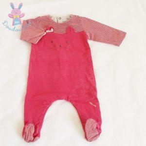 Pyjama chat bébé fille 9 MOIS CATIMINI