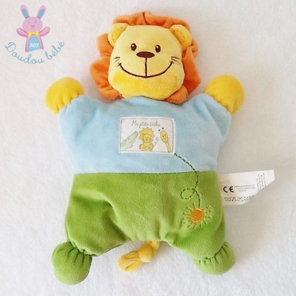 Doudou Lion Ma petite tribu NICOTOY