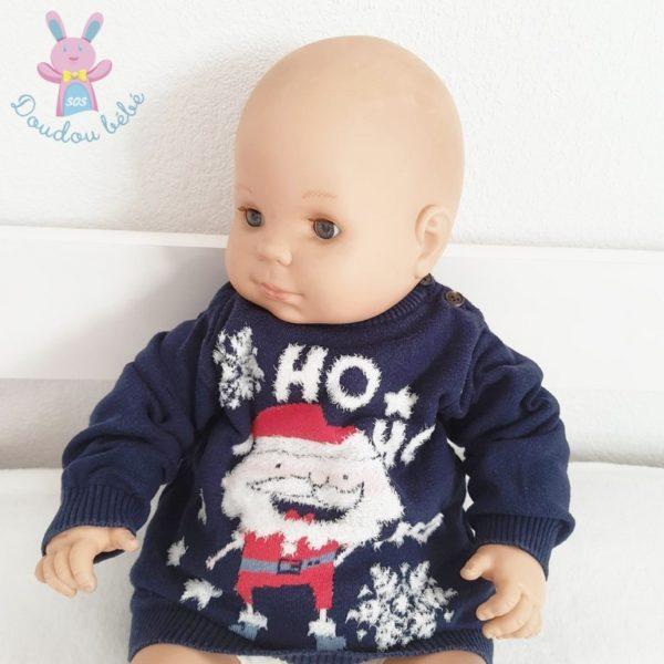 Pull de Noël bébé garçon 12 MOIS