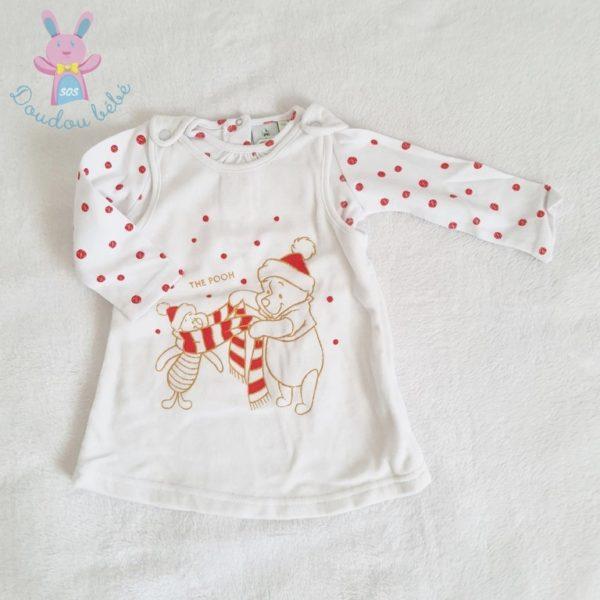 Robe de Noël Winnie bébé fille 6 MOIS