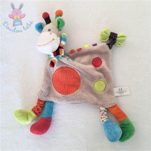 Doudou Girafe Zoé multicolore SIMBA