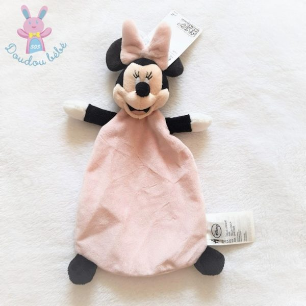 Doudou plat Minnie rose DISNEY H&M